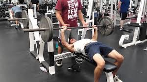 Bench Press 225 8 Reps  YouTube225 Bench Press Workout