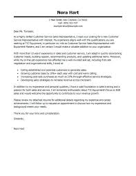 B2b Sales Cover Letter Customer Cover Letter Example Business To