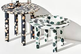 imm cologne 2017 coffee side tables