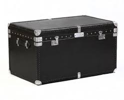 coffee table black leather storage trunk large chest coffee table ikea ideas about peachy
