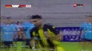 أهداف مباراة غزل المحلة والمقاولون العرب 2021-08-25 الدوري المصري |  shahed4u