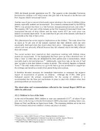 office of the children s advocate annual report  24