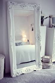 Shabby Chic Bedroom Mirror Bedroom Full Length Mirror Ideas Apartment Small Apartment