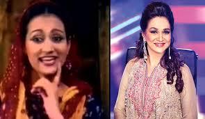 stani celebrities look graceful in old age bushra ansari