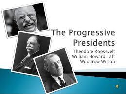 Progressive Presidents Venn Diagram