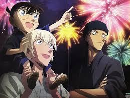 Akai X Amuro - Detective Conan Doujinshi Chap 3-HOT - Truyện Tranh điện  thoại | Detective, Anime, Phim hoạt hình
