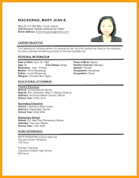 Sample Resume For Job Resumes Cover Letters Advice Templates And