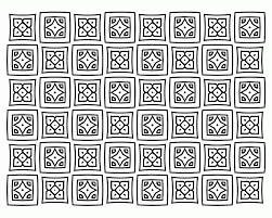 Abc for dot marker coloring pages free printable coloring pages for preschoolers welcome preschool teachers and parents, it's time to color the dot. Free Square Quilt Pattern Adult Coloring Page Coloring Home