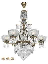 rather than just being some thrown together crystal chandelier with no history like others on the market ours is a doented gas chandelier made about
