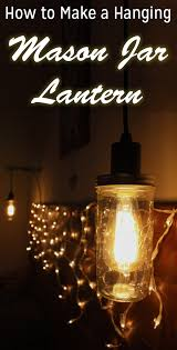 these mason jar lights illuminate my new homemade wooden headboard