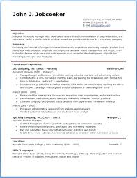 Free Downloadable Resume Templates For Word 2010 Magnificent Download Word Resume Template Llun