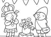 Kleurplaten Peuters Sinterklaas 78 Heerlijk Kleurplaten Peuters