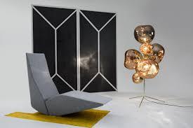 melt floor light copper by tom dixon