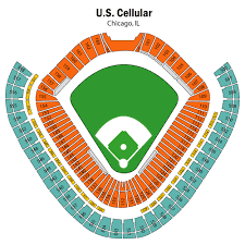 Chicago White Sox Cellular Field Seating Chart Guaranteed Rate Field Seating Chart Views Reviews