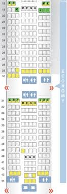 Alitalia Flight Seating Chart Alitalias Direct Routes From The U S Plane Types Seat