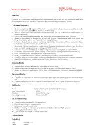 Tableau Sample Resumes Tableau resume 88