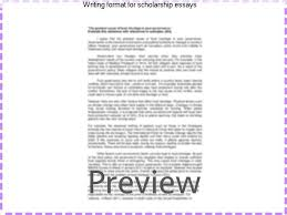 writing format for scholarship essays essay academic service writing format for scholarship essays how to write a scholarship essay ten steps to writing