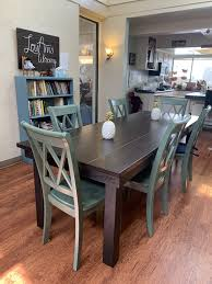 We offer sofas, chairs, bedroom and dining. The Farmhouse Dining Table From James James Is For Family Dinners Special Occasions We Raise Our Rustic Solid Wood Dining Table Farmhouse Table Dining Table