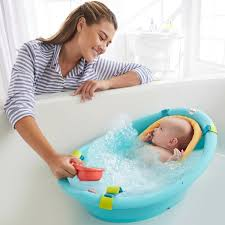 fisher rinse n grow baby bath tub