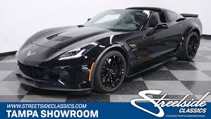 That was a tuned port injected motor. 2019 Chevrolet Corvette Classic Cars For Sale Streetside Classics