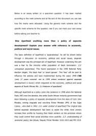 p essay resistance to botha`s reforms synopsis candidates below is an essay written on a specimen question