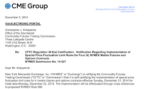 Why Is The Comex Implementing Gold Silver Price Limit Collars