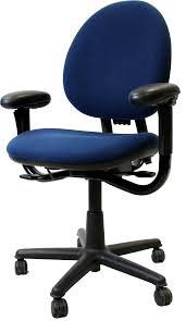 blue task chair office task chairs. Steelcase Criterion-Office Task Chair-Blue #33549 Blue Chair Office Chairs