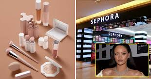 rihanna s brand new makeup line is launching in sephora msia today world of buzz