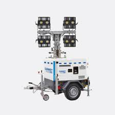 Truck Mounted Led Light Tower Atlas Copco 5 Led Light Tower Trailer Mounted Diesel Light Tower