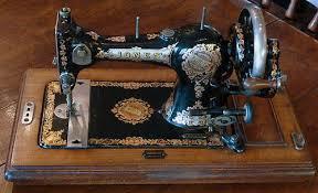 Jones Antique Sewing Machine