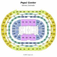 Pepsi Center Avs Seating Chart Available Procedure Increasingly Side Obtain Can Long Way