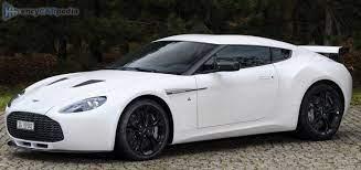 Aston Martin V12 Zagato Tech Specs Top Speed Power Acceleration Mpg All 2012