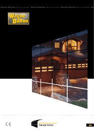 Wayne Dalton The Garage Door Installers Manualzz Com