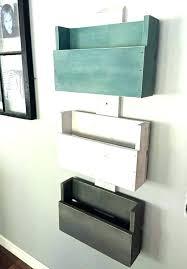 wall mounted mail organizers hanging mail holder ca wall mounted mail organizer wall mounted mail organizer