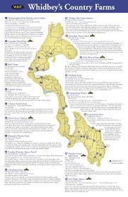 northwest agriculture business center  whidbey island farm map