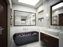 ... Interesting Houzz Bathroom Vanities Modern Bathroom Vanities White Wall  Bath Sink Picture Ceramic Floor ...