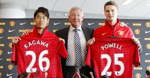 Remembering Nick Powell's right man, wrong time spell at Man Utd ...