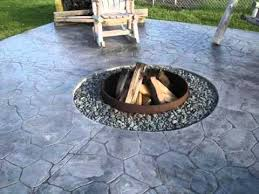Patio Design Ideas With Fire Pits fire pit patio design ideas pictures patio fire pits