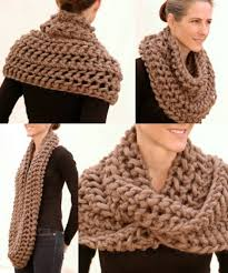 Knit Infinity Scarf Pattern Gorgeous 48 Cozy DIY Infinity Scarves With Free Patterns And Instructions