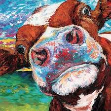 cows horses canvas art on two cows canvas wall art with animal art canvas prints icanvas