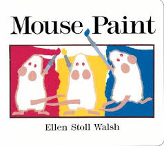 Mouse Paint Nice Book On Colors Weirdwarworld Com Coloring Pages For
