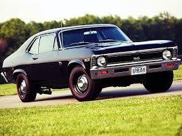 69 Nova SS - dig them redline tires... | For the Love of GM Cars ...
