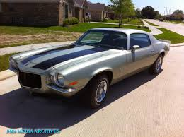 Ghost Cars Series: 1972 Camaro SS 396   phscollectorcarworld