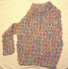 Dog Sweater Crochet Pattern Awesome Crocheted Doggie Sweater Here Is The Attachment With Three Jpeg