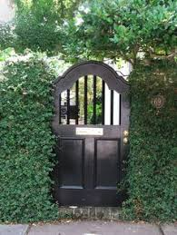 garden gate of themselves build a nice quality urance checking gate build yourself