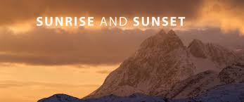 Noaa Sunrise Sunset Chart Lofoten Islands Sunrise And Sunset Time And Location Info