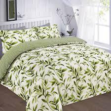 ellie green bedding set