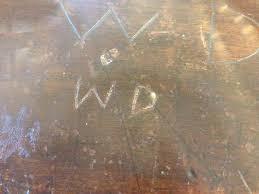 school desk texture. Beautiful School Walt Disney Hometown Museum  The School Desk Where Walt Carved His  Initials With School Desk Texture S