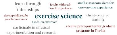 Careers With Exercise Science Degree Exercise Science Major Florida Palm Beach Atlantic