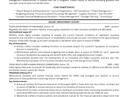 Best Financial Analyst Job Resume Sample Finance Analyst Resume